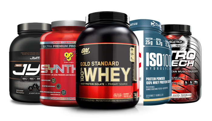 Variations Of Best Protein Powder In India