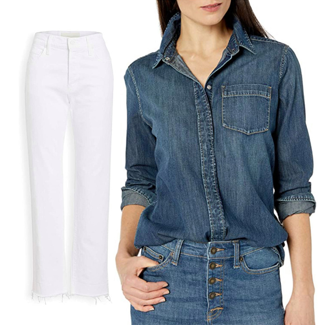 Great Things to go well with a Denim Dress