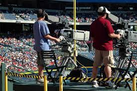 What is the importance of sports broadcasting sites?